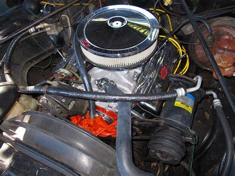 serpentine solution installing  summit racing small