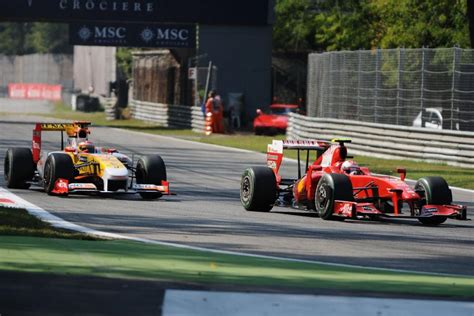 The Italian Grand Prix: An Absolute Classic – The Fordham Ram
