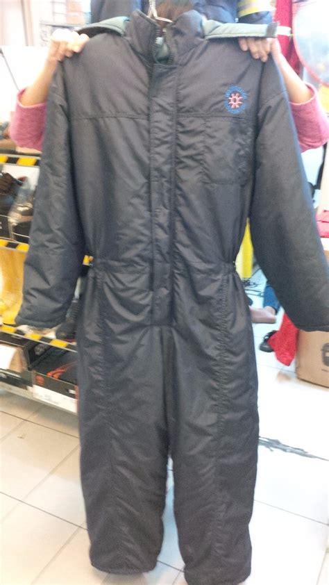jual baju cold storage baju dingin niscaya safety