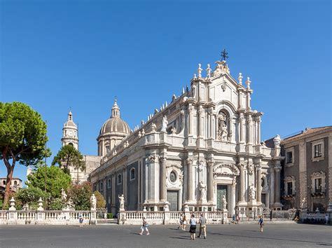 Kathedrale von Catania – Wikipedia