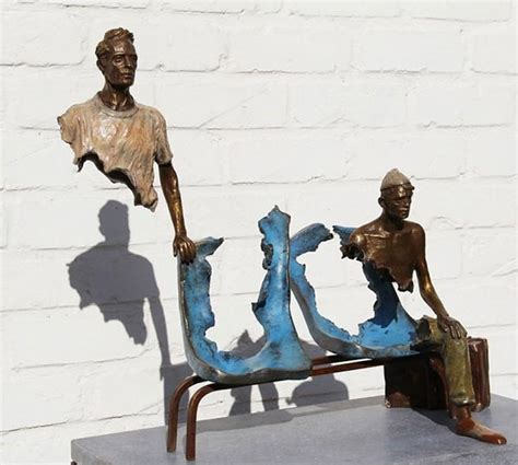 bronze sculptures  bruno catalano