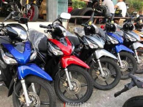 2018 honda wave 125i rm5 700 new honda motorcycles honda skudai imotorbike my