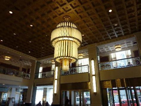 deco hotel new york city beautiful deco lobby foto di the new yorker a wyndham hotel new york city tripadvisor
