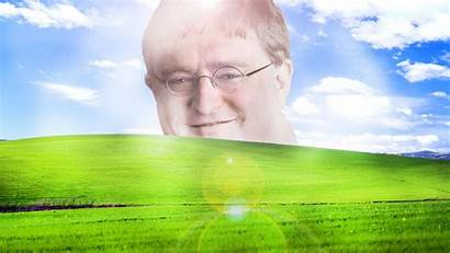 Gaben Wallpapers 4k Dank Meme Xp Windows