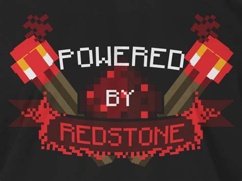 j nx minecraft clothing powered by redstone premium clothing inspired by