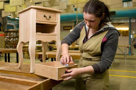 furniture making  wood machining learnership