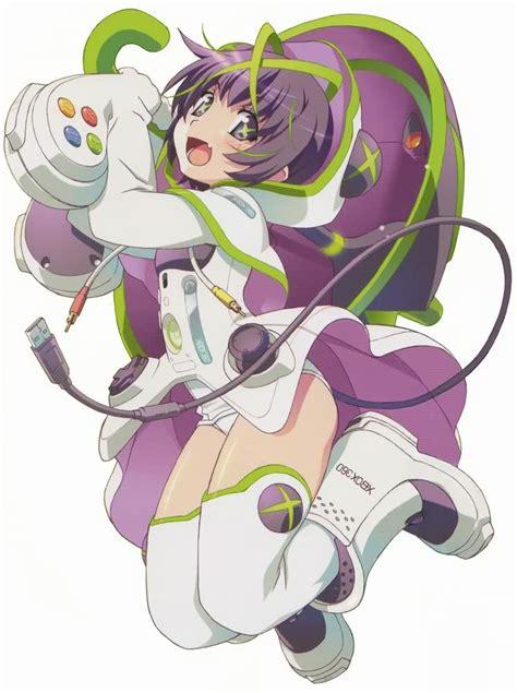 Xbox Anime Girls Animoe
