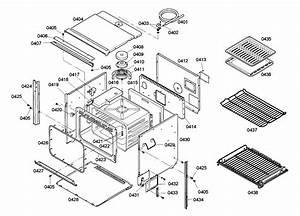 Bosch Model Hbl745auc  03 Built