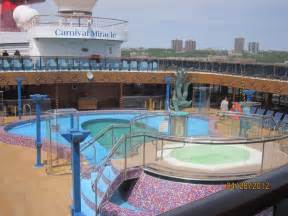 carnival miracle lido deck car pictures car canyon