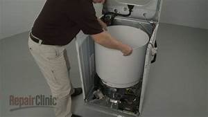Noisy Frigidaire Affinity Washer  Outer Tub  Bearing