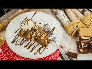 Recipe - S'Mores Blondie Pie - Hallmark Channel - YouTube