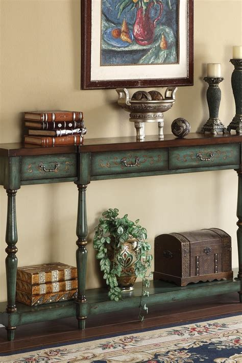 Entryway Consoles - 116 best images about tuscan console decor on