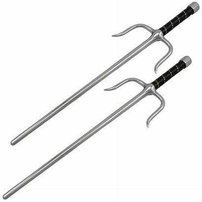 Sai Fantasy Swords Weapons Inch Universe
