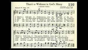 There U0026 39 S A Wideness In God U0026 39 S Mercy Chords
