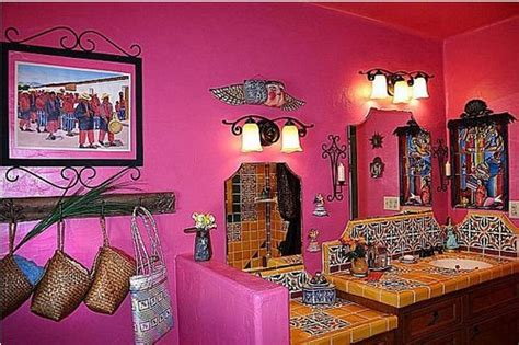 mexican themed home decor mexican style in home decorating www freshinterior me