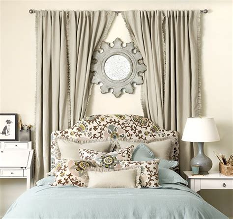 Best 25+ Curtains Above Bed Ideas On Pinterest Apartment