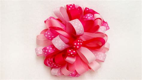 how to make a ribbon ribbon hair bow tutorial www pixshark com images galleries with a bite