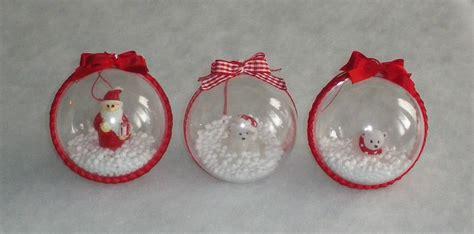 une boule transparente un petit galon et une d 233 co et voil 224 le r 233 sultat une vingtaine