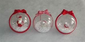 Boule Noel Transparente : decoration boules de noel transparente exactjuristen ~ Melissatoandfro.com Idées de Décoration