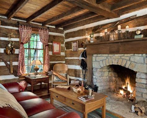 vintage cabin home design ideas pictures remodel  decor