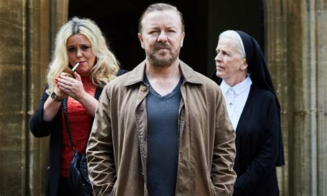 'Atrocious and unrepentant': Ricky Gervais out-Ricky ...