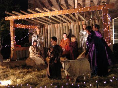 nativity google animals