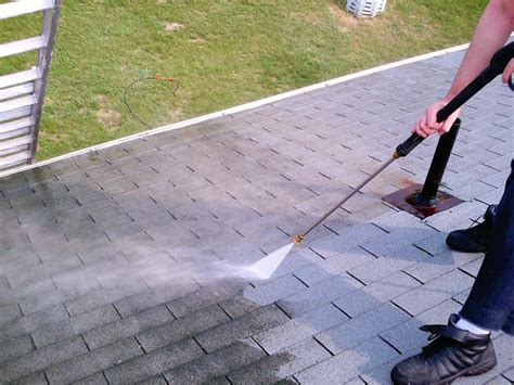 How To Clean Asphalt Roof Shingles
