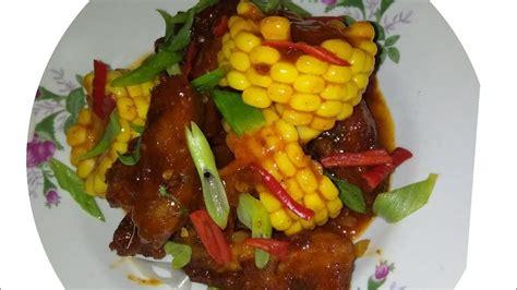 Hasilnya wuenak, uempuk, ngresap dan pastinya cepat masake.👍 #pokcoy_serunipuspaindah. Resep Ayam saus asam manis pedas #ayam asam manis pedas# - YouTube