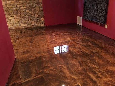 45 best images about Lava Flow® Metallic Epoxy Floor