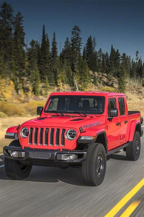 jeep gladiator rubicon limited prices revealed pickup trucks jeep truck jeep gladiator