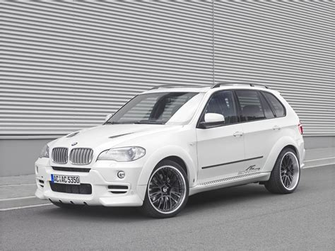 2008 Ac Schnitzer Bmw X5 Falcon Front And Side 1