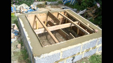 building a raised pond