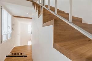 Treppenstufen Mit Laminat Verkleiden : parkett treppe 2 ~ Sanjose-hotels-ca.com Haus und Dekorationen