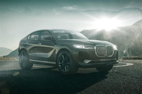 Upcoming Bmw X8 To Rival Range Rover Autocar