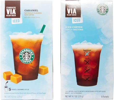 Check out top brands on ebay. Instant Iced Coffee Investigation: Starbucks VIA Ready Brew Iced   Serious Eats