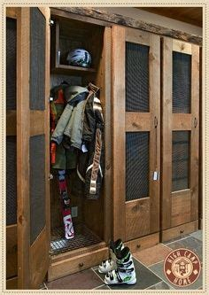 elements   perfect mudroom pinterest mud rooms room kitchen  barn doors