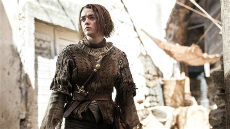 full hd wallpaper maisie williams medieval game  thrones