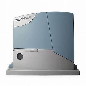 Nice Robus 400 : motor automatizare nice robus 400 rb400 poarta culisanta ~ Melissatoandfro.com Idées de Décoration