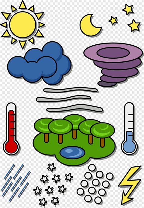 Find & download free graphic resources for clipart. Clipart Simbol Cuaca / Commercial Lightning Dark Cloud 25d Ikon Simbol Cuaca Cuaca Gambar Unduh ...