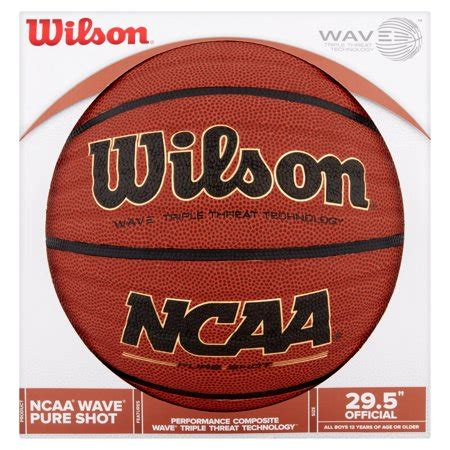 wilson ncaa wave  basketball walmartcom