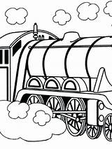 Train Caboose Drawing Coloring Awesome Getdrawings sketch template
