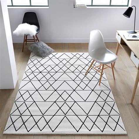 tapis de bureau ikea tapis déco ma sélection de tapis la maison vivante