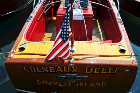 Boat Antiques by Les Cheneaux Islands 2016 Antique Wooden Boat Show Acbs