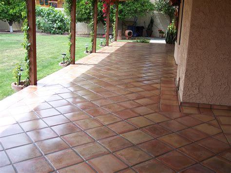 outside porch flooring guide to scottsdale outdoor tile desert tile