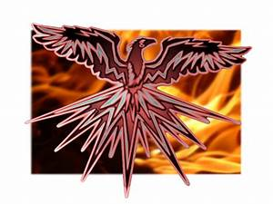 Fire Phoenix Logo by The-Ice-Phoenix on DeviantArt