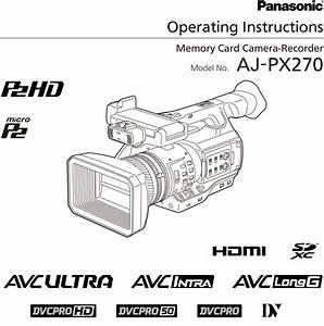 Operating Instructions Aj