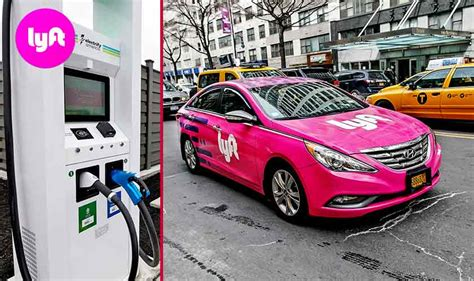 Portland Ev Drivers Get Free Charging Stations From Lyft