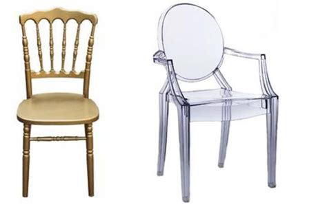 types of chairs for wedding wedding planner tips secret ingredient to your wedding
