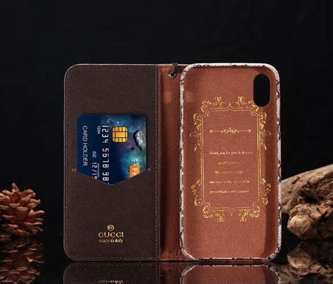gucci leather wallet phone case  iphone  pro max