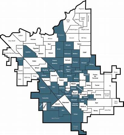 Map Neighborhoods Fresno Building Neighborhood Inside Clovis